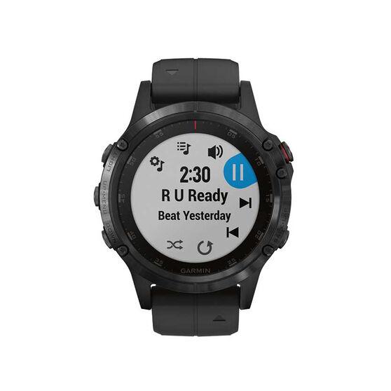 Garmin Fenix 5 Plus Sapphire Multisport GPS Watch, , rebel_hi-res