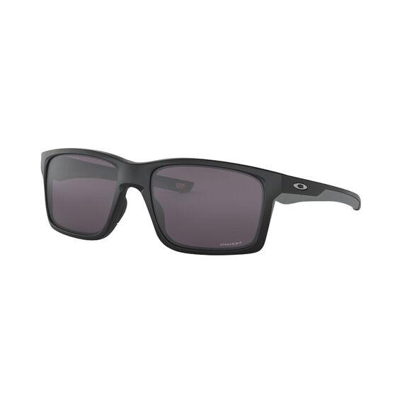 OAKLEY Main link XL Sunglasses - Matte Black with PRIZM Grey, , rebel_hi-res