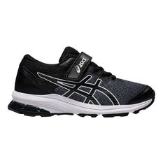 Asics GT 1000 10 Kids Running Shoes Black US 11, Black, rebel_hi-res
