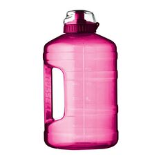 Russell Athletics 2L PD Water Bottle 2200ml Pink, , rebel_hi-res