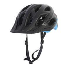 Goldcross Voyager Bike Helmet Black M, Black, rebel_hi-res