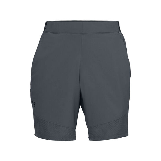 Under Armour Vanish Woven Training Shorts, Grey, rebel_hi-res