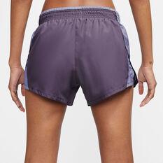 Nike Womens 10K Running Shorts Purple XS, Purple, rebel_hi-res