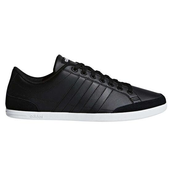 adidas Caflaire Mens Casual Shoes Black US 7, Black, rebel_hi-res