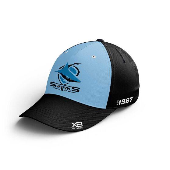 Cronulla-Sutherland Sharks 2019 Media Cap, , rebel_hi-res