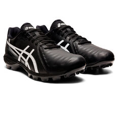 Asics Lethal Ultimate FF Football Boots, Black/White, rebel_hi-res