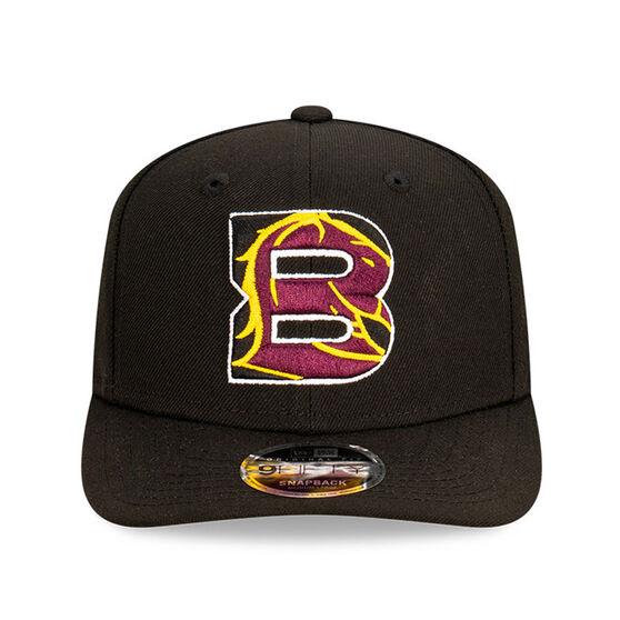 Brisbane Broncos 2021 New Era 9Fifty A-Frame Cap, , rebel_hi-res