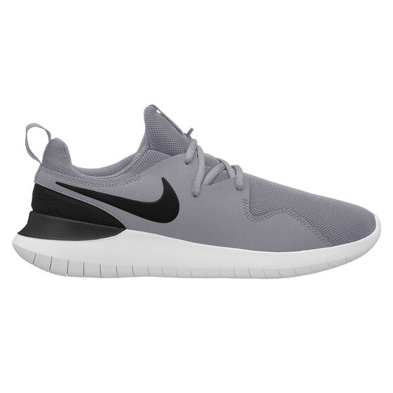 37477f5a2ee27 Nike Tessen Mens Casual Shoes Grey   Black US 8