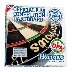 Harrows Official Comp Bristle Dartboard, , rebel_hi-res