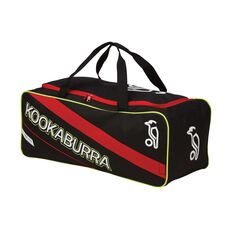 Kookaburra Pro 400 Cricket Bag Black / Red, , rebel_hi-res