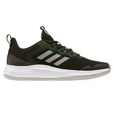 adidas Fluidstreet Womens Running Shoes Black/Grey US 6, Black/Grey, rebel_hi-res