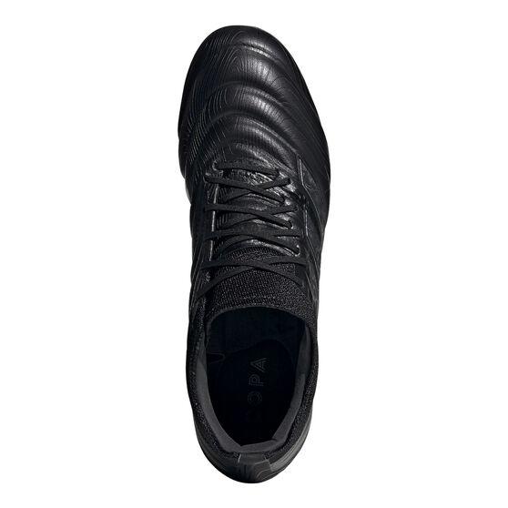 adidas Copa 20.1 Football Boots, Black, rebel_hi-res