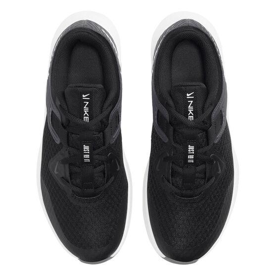 Nike MC Trainer Womens Training Shoes, Black/White, rebel_hi-res