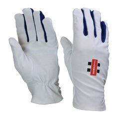 Gray Nicolls Batting Glove Inners White Junior, White, rebel_hi-res