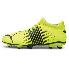 Puma Future Z 4.1 Kids Football Boots Yellow US 11, Yellow, rebel_hi-res