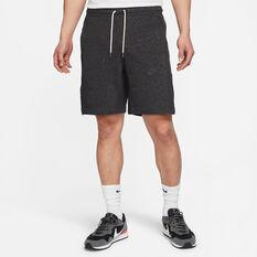 Nike Mens NSW SB Revival Shorts Black XS, Black, rebel_hi-res