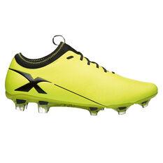 X Blades Micro Jet 18 Mens Football Boots Yellow /  Black US 7, , rebel_hi-res