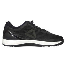 Reebok Crossfit Nano 8.0 Flexweave Mens Training Shoes, Black / White, rebel_hi-res