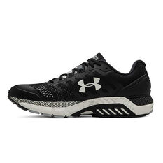 Under Armour HOVR Guardian Mens Running Shoes Black / White US 7, Black / White, rebel_hi-res