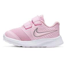 Nike Star Runner 2 Toddlers Shoes Pink / White US 2, Pink / White, rebel_hi-res