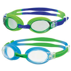 Vorgee Dolphin Tinted Junior Swim Goggles Assorted, , rebel_hi-res