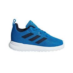 adidas Lite Racer TD Kids Running Shoes Blue US 4, , rebel_hi-res