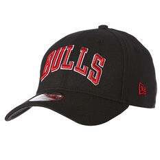Chicago Bulls 39THIRTY Type Hype Cap Red S / M, Red, rebel_hi-res