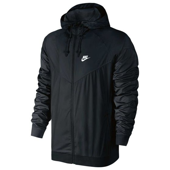 20db263772 Nike Mens Windrunner Jacket Black   White M adult