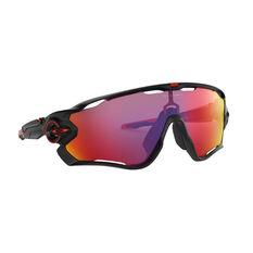 OAKLEY Jawbreaker Sunglasses - Matte Black with PRIZM Road, , rebel_hi-res