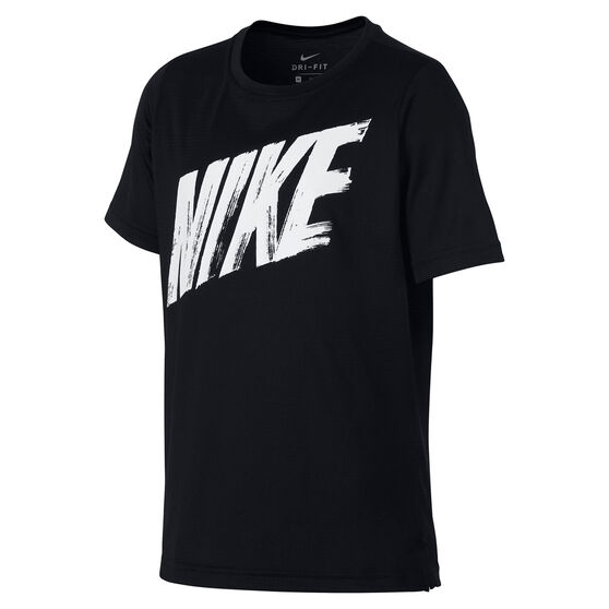 Nike Boys Dri-FIT Short Sleeve Training Tee, , rebel_hi-res