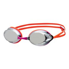 Speedo Opal Mirror Senior Swim Goggles Assorted OSFA, , rebel_hi-res