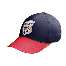 Adelaide United Supporter Cap Blue OSFA, , rebel_hi-res