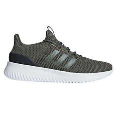 adidas CloudFoam Ultimate Mens Casual Shoes Khaki US 7, Khaki, rebel_hi-res