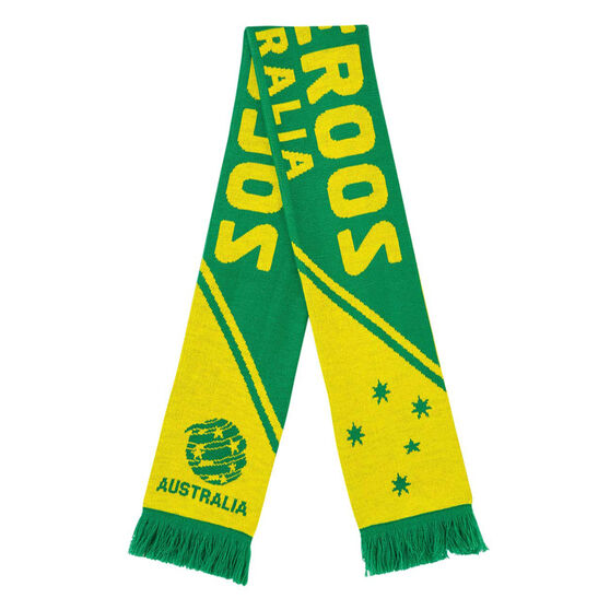 Socceroos 2018 Defender Scarf, , rebel_hi-res
