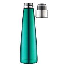 Soda Sleek Insulated Bottle Azure, , rebel_hi-res