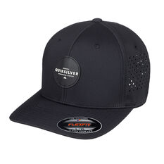 Quiksilver Amphibian Nation Flexfit Cap, , rebel_hi-res