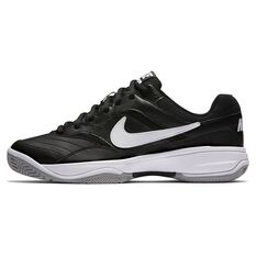 Nike Court Lite Mens Tennis Shoes Black / White US 7, Black / White, rebel_hi-res