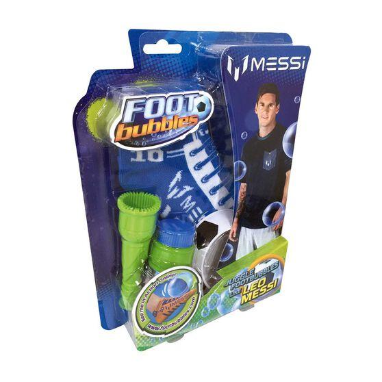 Funtastic Messi Footbubbles Starter Kit Blue, , rebel_hi-res