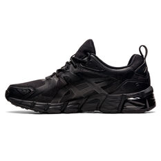 Asics GEL Quantum 180 Mens Casual Shoes Black US 7, Black, rebel_hi-res