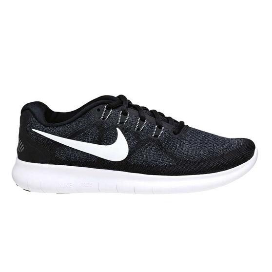 info for 1aed5 51129 Nike Free Run 2 Mens Running Shoes Black   White US 7, Black   White