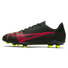 Nike Mercurial Vapor 14 Club Kids Football Boots Black US 1, Black, rebel_hi-res
