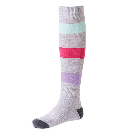 Tahwalhi Womens Triad Ski Socks, , rebel_hi-res