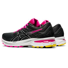 Asics GT 2000 9 Womens Running Shoes, Grey/Black, rebel_hi-res