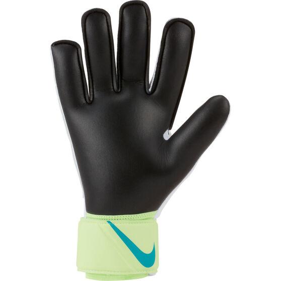 Nike Match Goalkeeping Gloves, Yellow, rebel_hi-res