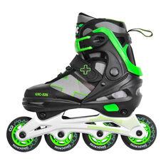 87efe087d10 ... Goldcross 225 Inline Skate Green US 3 - 6