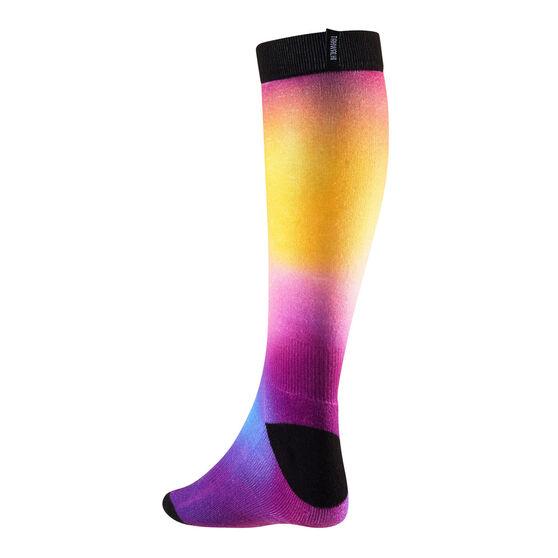 Tahwalhi Boys Sunset Ski Socks, , rebel_hi-res