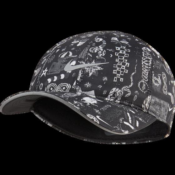 Nike Mens Aerobill Featherlight Running Cap, , rebel_hi-res