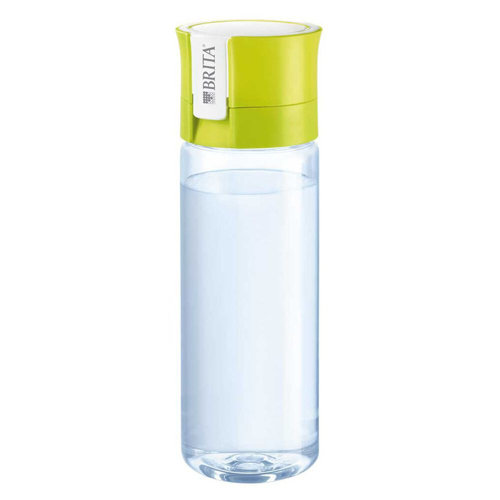 Brita Fill And Go Vital 600ml Filter Water Bottle Lime