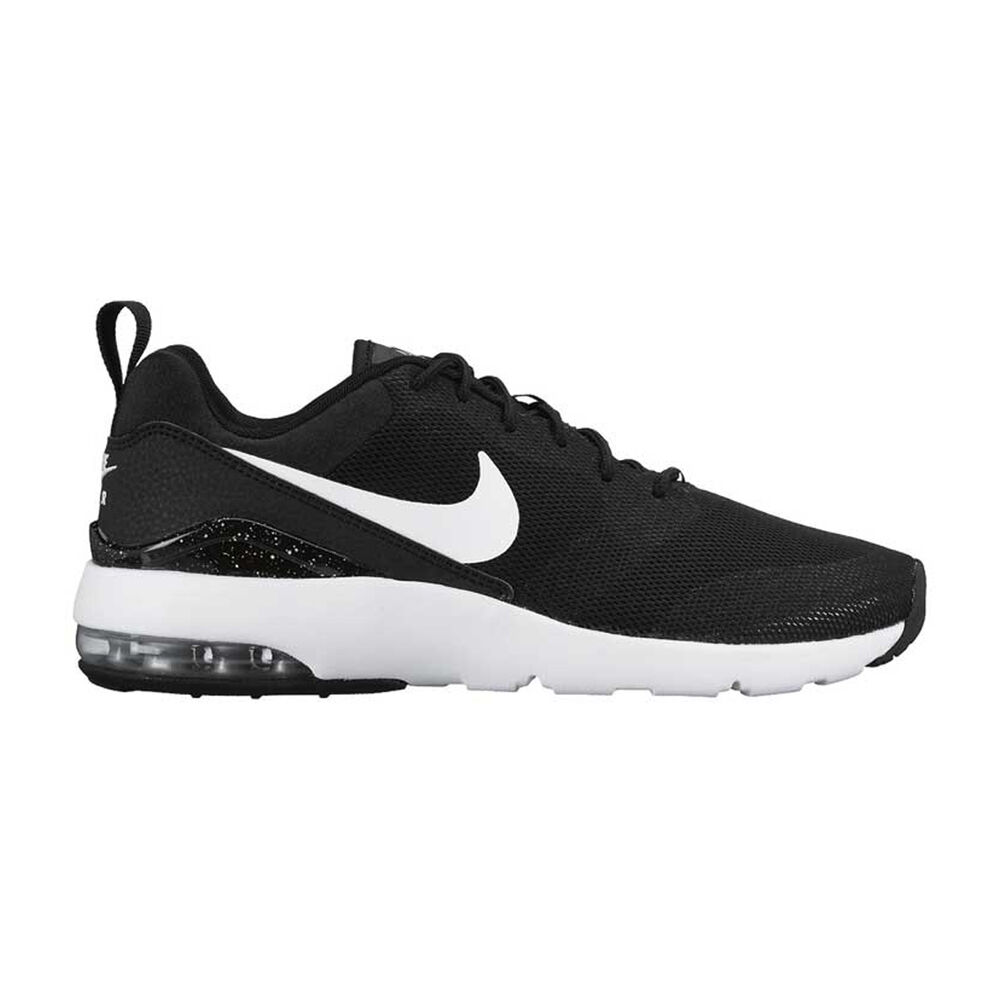 outlet store 750ce c1b91 Nike Air Max Siren Womens Casual Shoes Black   White US 6, Black   White