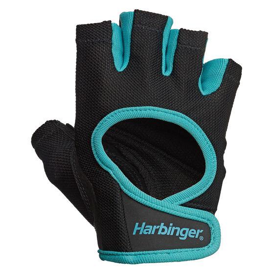 Harbinger Womens Power Glove, Blue, rebel_hi-res